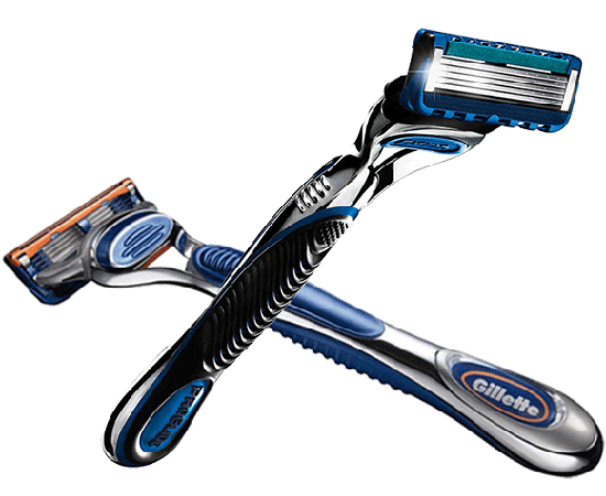 gillette fusion power how to use